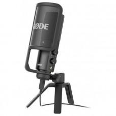Конденсаторый микрофон с USB интерфейсом RODE NT-USB